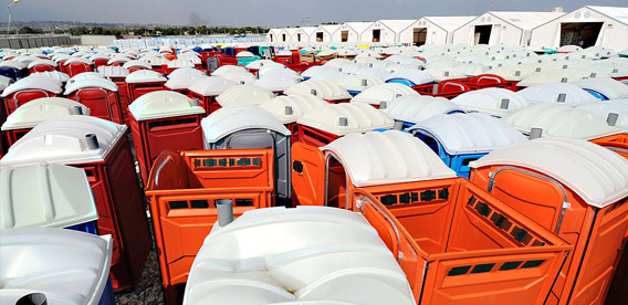Champion Portable Toilets in Muskogee, OK
